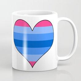 Trans Man Heart Coffee Mug