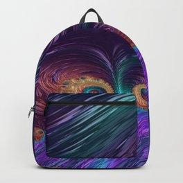 Unwilling Secret Fractal Backpack