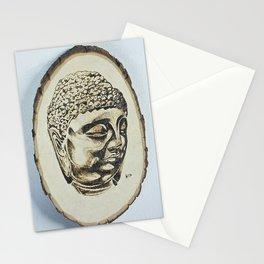 Buddha at Peace Stationery Cards