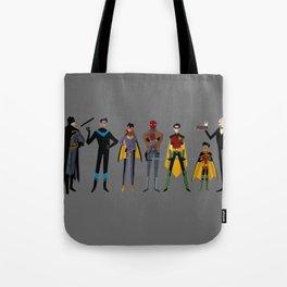A Bat-Family Affair Tote Bag