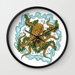 Dance of the Sea Wall Clock