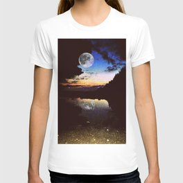 fantasy moon #   #  # T-shirt
