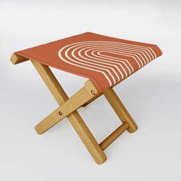 Terracota Folding Stool