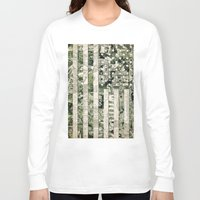 usa Long Sleeve T-shirts featuring USA by Bekim ART