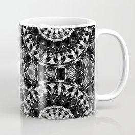bw mandalas Coffee Mug