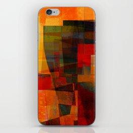 autumn landscape iPhone Skin