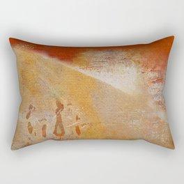 Retirantes Rectangular Pillow