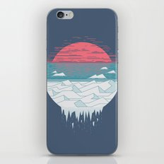 The Great Thaw iPhone Skin