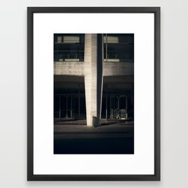 Lincoln Center Framed Art Print