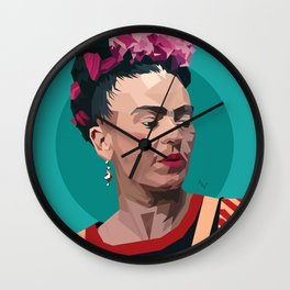 Friducha Wall Clock