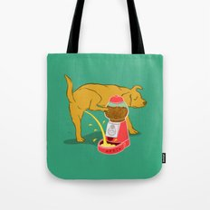 Not Anymore Tote Bag