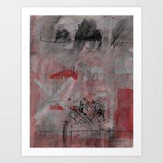 sedimenti 141 Art Print