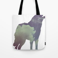 The Wolf (Jannika Edition) Tote Bag
