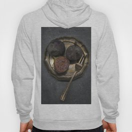 Still life with rotten figs Hoody