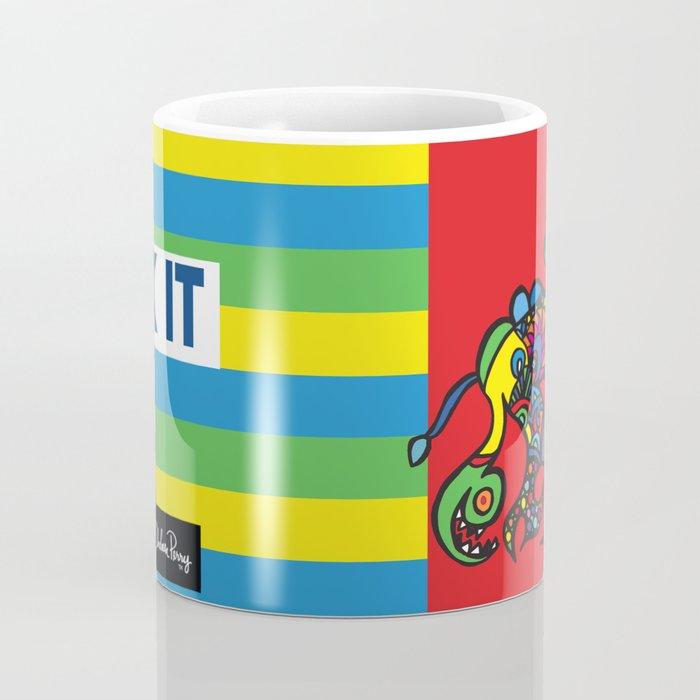Work It Coffee Mug