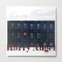 Johnny Favorite Presents Harry Angel Metal Print