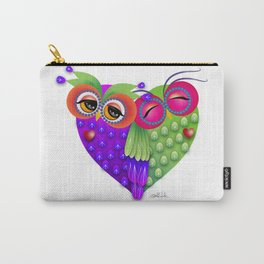 Owl's love Carry-All Pouch