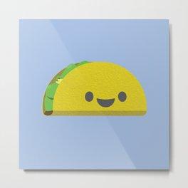 Taco! Metal Print