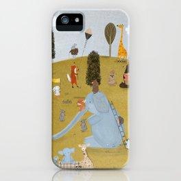 little summer days iPhone Case