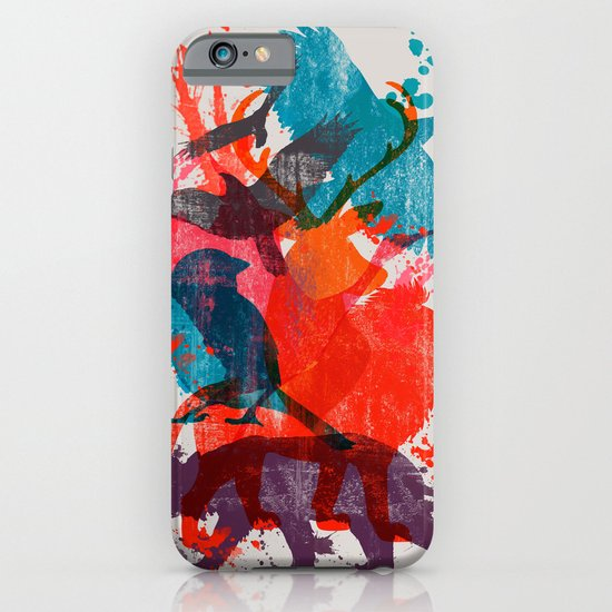 It's A Wild Thing iPhone & iPod Case