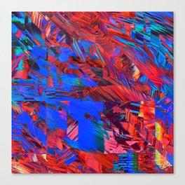 New Sacred 35 (2014) Canvas Print