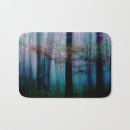 In the forest of fairies Bath Mat
