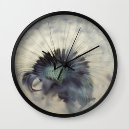 Macro World Wall Clock