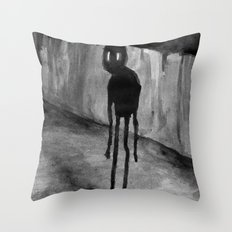 Skaterade Throw Pillow