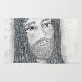 Serene Jesus Rug