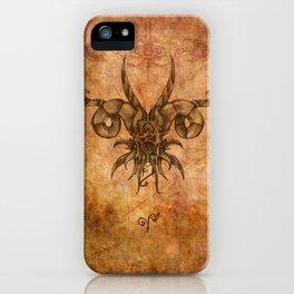 Zodiac: Aries iPhone Case
