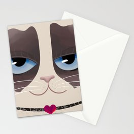 Miss Cat Stationery Cards