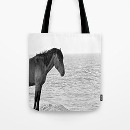 Assateague Pony Tote Bag