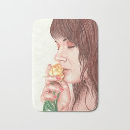 Sweet Perfume Bath Mat