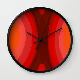 Passionate Love Wall Clock