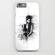 Amy Sketch Slim Case iPhone 6s