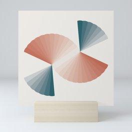 Abstract Gradient 2 Mini Art Print