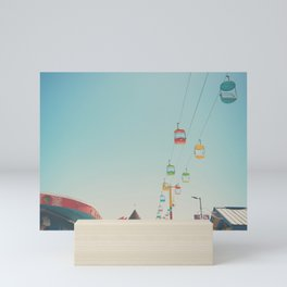 skyglider II Mini Art Print