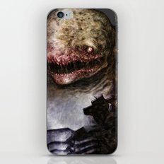 Was turtle iPhone & iPod Skin