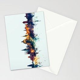 Oxford England Skyline Stationery Cards