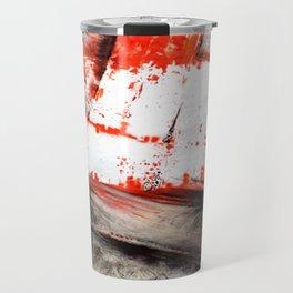 Trame Orange Travel Mug