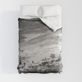 Abstract painting Comforters