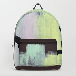 Always Drama no.2 - abstract modern art Backpack