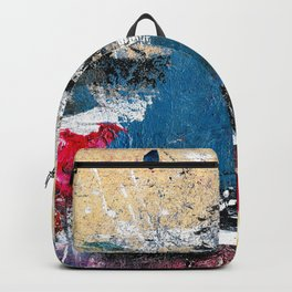 Accidental Abstraction 02 Backpack
