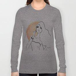 sicilian beauty Long Sleeve T-shirt