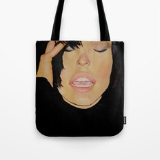 Moved by Faces Tote Bag