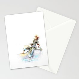 Simple and Clean Stationery Cards