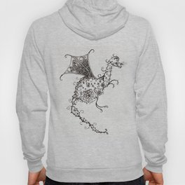 Garden Dragon Hoody