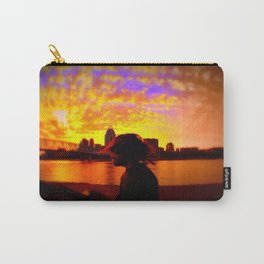 Plush Carry-All Pouch