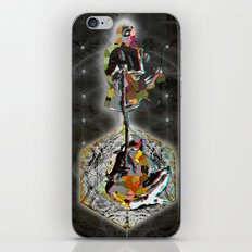 Grounded Up iPhone & iPod Skin