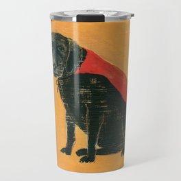 trusty sidekick - by phil art guy Travel Mug